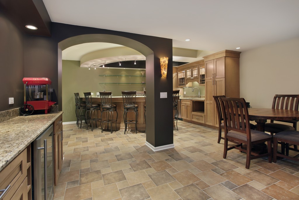 Basement Finishing Carroll Construction Paving And Remodeling Awesome Remodeling Basements